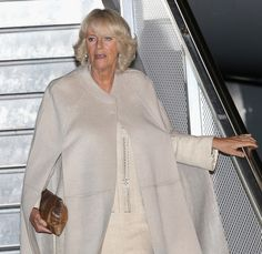 Camilla Parker Bowles Oh MY! You can dress her up.... But you can't take her out!!!!!