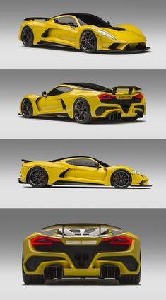 Hennessey Special Vehicles Venom F5