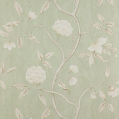Snow Tree by Colefax & Fowler ageless wallpaper