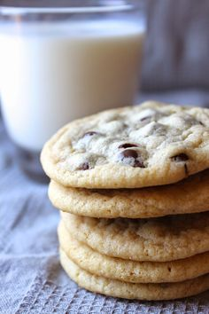 We're really going back to basics with this post, but everyone needs a really good cookie recipe in their baking repertoire and this is mine...