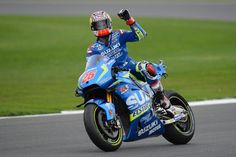 #Viñales ja té la seva primera victòria   #MotoGP #Pilot #Suzuki