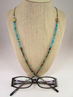 Eyeglass Chain, Eyeglass Leash by Stylized Designs, $34.50