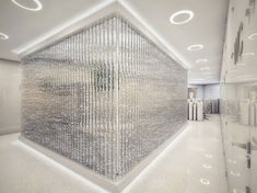Super-stylish-clinic-design - Stylish Medical Surgery Clinic Design View Home Trends Medical Office Design, Dental Office Design, Healthcare Design, Office Designs, Clinic Interior Design, Clinic Design, Spa Design, House Design, Cosmetic Clinic