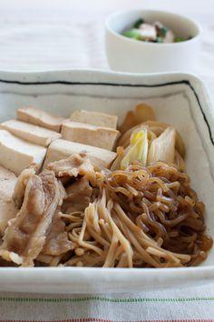 豚バラ肉で作るおかずレシピ