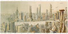 Luc Schuiten - Vision future de Shanghai