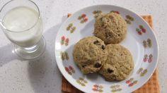 Biscuits moelleux aux brisures de chocolat | Cuisine futée, parents pressés Diabetic Cookie Recipes, Cookie Recipes For Kids, Healthy Cookies, Baking Recipes, Healthy Deserts, Vegan Desserts, Dessert Recipes, Quebec, Sugar Free Peanut Butter