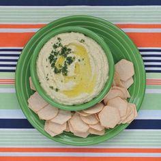 roasted artichoke lemon hummus. I need to try this one, I hope peeling chickpeas is easy.