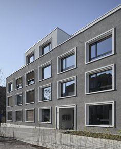 baumschlager eberle: Wohnüberbauung Albisriederstrasse