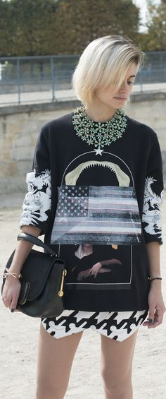 The coolest ways you'd never think to style your statement necklaces and sweaters.