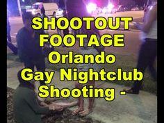 [RAW FOOTAGE] Orlando Gay Nightclub Shooting