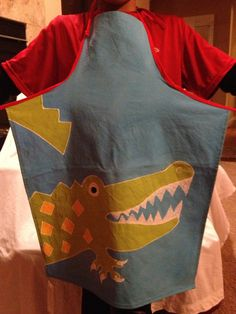 www.zambatik.etsy.com. Delightful child's apron! Make sure you visit this and other amazing artists at EPiC Arts Festival.