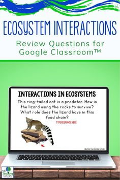 Use these digital task cards as an assessment after teaching 4th grade and 5th grade students about relationships in ecosystems for organisms and environments. Activities for exploring relationships of plants and animals with nonliving components of the environment. Includes questions on interdependence. 24 digital questions for Google Drive™. Science Student, Elementary Science, Elementary Teacher, Upper Elementary, Elementary Schools, Complete And Incomplete Metamorphosis, Living And Nonliving, Science Activities, Task Cards