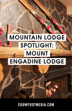 At the heart of mountain culture in the Canadian Rockies is the tradition of mountain lodging that beckons travellers to disconnect, unwind and enjoy a warm drink by the fire. Our team recently checked out Mount Engadine Lodge. If you've been curious about this little gem nestled in K-Country, have a read! Canadian Rockies, Lodges, The Great Outdoors, Spotlight, Gem, Mountain, Fire, Culture, Drink