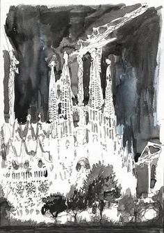 Sagrada Familia | Barcelona, por Juan Carlos Figuera