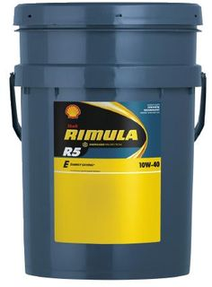 Масло моторное Rimula R5 E 10W-40, 20л + Подарок Shell Gadus!