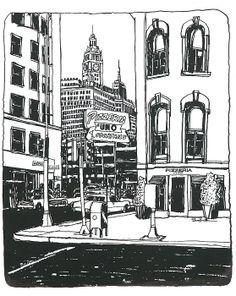 Chicago Pizzeria Uno Original Restaurant - Robert Birkenes | FineArtAmerica