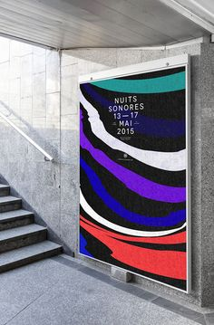 Twice: Nuits Sonores. Paris-based studio Twice presents a bundle of crisp, textural new design