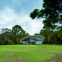 Built by Allen Jack+Cottier Architects in Brooklyn, Australia Allen Jack+Cottier adopted an imaginative approach to materials, structure and form when designing this multi-purpose. Sports Stadium, Architects, Golf Courses, Indoor, Australia, Island, Interior, Building Homes, Islands