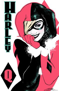 check out lorena carvalho s deviant art page for more awesome artwork - best Harley ever!