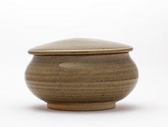Time & Style Iwami #5 flat top. Transparent Glaze. Medium: φ160×H80 TSSG00301