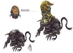 Kobolds from Final Fantasy XIV: A Realm Reborn