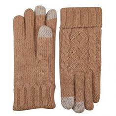 8b3ffbc3c Top 10 Best Winter Gloves for Women in 2016 - TopReviewProducts Beige Gloves,  Knit Mittens