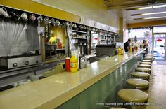 Five and Dime Stores History | ... Roadmap: The Lunch Counter at Sine's 5&10 Cent Store in Quakertown, PA