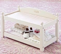 DIY this: Doll Changing Table