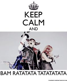 2ne1 I am the Best Bam RATATATA TATATATA