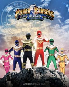 8 x 10 glossy print of the legendary Power Rangers S., in honor of the anniversary Power Rangers Super Megaforce, and the legendary war. Saban's Power Rangers, Power Rangers Megaforce, Mighty Morphin Power Rangers, Power Rangers Funny, Power Rengers, King Power, Power Ranger Disfraz, Ssj3, Fox Kids