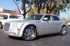 Chrysler after modification and/or restoration by California Wheels. Visit this section to see stunning photos with complete step by step build photos.