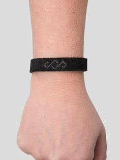 SheShreds Leather Bracelet