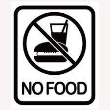 외부음식물 반입금지에 대한 이미지 검색결과