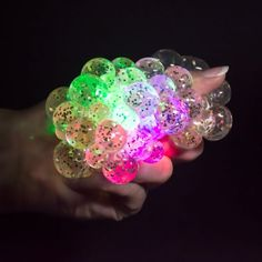 A Stress Release Toy A Day Helps You Work, Rest And Play. A Colorful balls toy, light up your life! Pimple Popping, Release Stress, Light Up, All Things, Colours, Fancy, Barn, How To Make, How To Relieve Stress