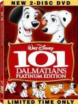 101 Dalmatians -- movie watched by three child characters in Letting Go: The Maryland Shores, a women's fiction/contemporary romance novel