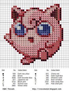 Cross me not - nerdy cross stitch patterns