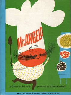 Mr. Angelo (1960), illustration Abner Graboff
