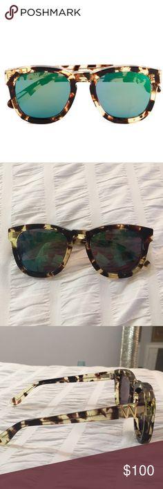Wildfox Sunglasses Wildfox Sunglasses in great condition! No visible scratches! Wildfox Accessories Sunglasses