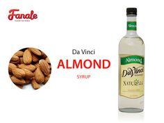 Buy Almond Syrup at $ 6.95 - All Natural -DaVinci