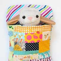 Softie Sleeping Bag Tutorial