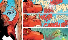 Moon Girl and Devil Dinosaur #2 (2015)  written by Brandon Montclare & Amy Reeder art by Natacha Bustos & Tamra Bonvillain