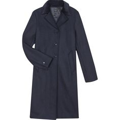 blue william coat