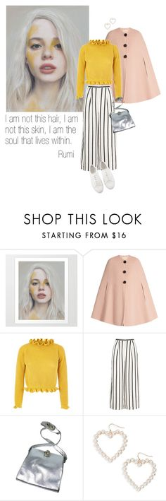 """""""Amy"""" by tasteofbliss ❤ liked on Polyvore featuring Roksanda, Finders Keepers, Judith Leiber and BP."""