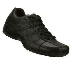 Men's Skechers Work: Rockland - Systemic - Black