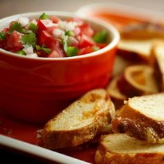 Chips and salsa homemade style