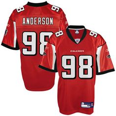 39ff471e17fb0 Jamaal Anderson Red Jersey  19.99 This jersey belongs to Jamaal Anderson