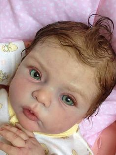 Reborn baby-love this expression
