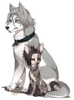 Uta and Yomo ❤️