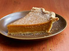 Get this all-star, easy-to-follow Buttermilk Pumpkin Pie recipe from Food Network Magazine.