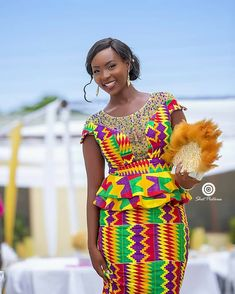 Most Lovable & Incredible African Ankara Designs For Ladies African Wear Dresses, African Fashion Ankara, Latest African Fashion Dresses, African Print Fashion, Africa Fashion, African Style, Ghana Fashion, African Outfits, African Fashion Traditional